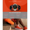 Kép 3/13 - Xiaomi Mi Watch okosóra Global  Bézs ( 1 év Gyártói Háztól - Házig Garancia )