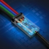 Kép 7/7 - Baseus töltő Kábel 4in1 USB-C / Lightning / 2x Micro 3,5A 1,2m