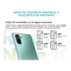 Kép 6/8 - Xiaomi Redmi Note 10 4GB RAM 128GB okostelefon - Lake Green ( 2 Év Gyártói Háztól-Házig Garanciával )