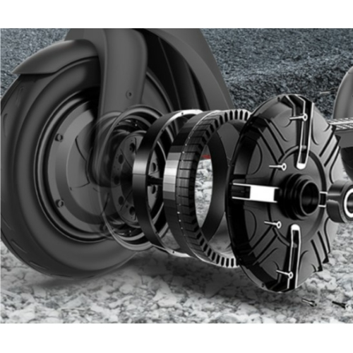 Hx X8 Elektromos Roller - Komplett Első Kerék motorral