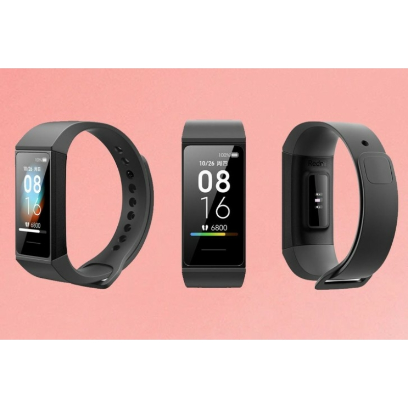 Xiaomi Mi Smart Band 4C Fekete