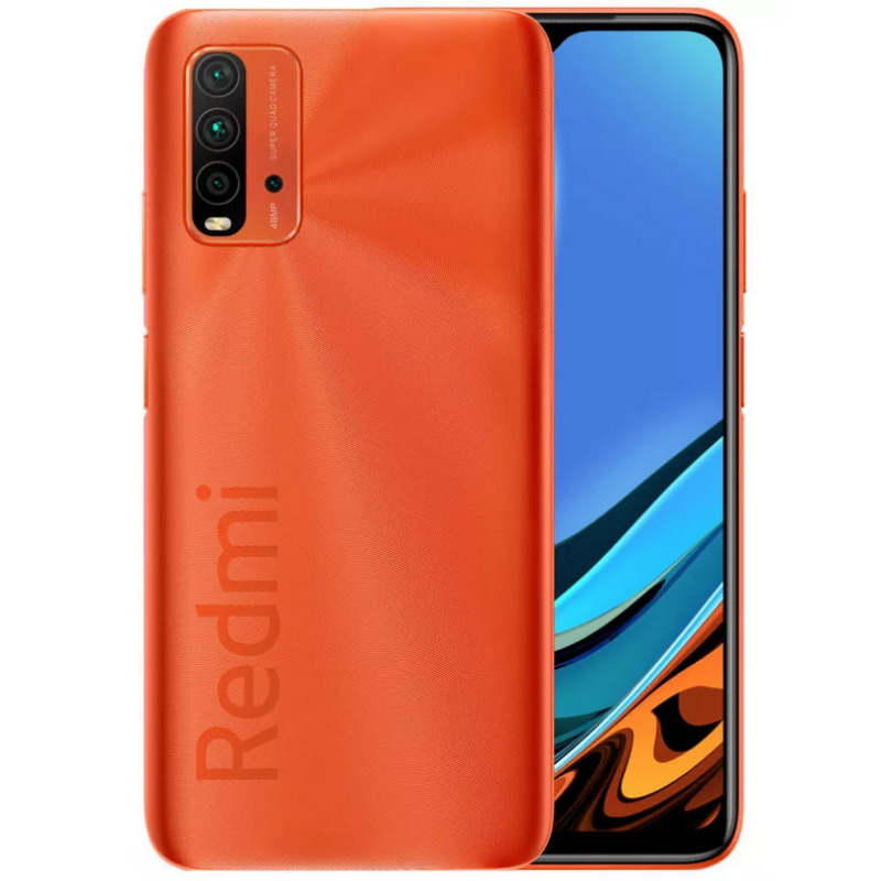 Xiaomi Redmi 9T 128GB 4GB Dual-SIM Orange EU